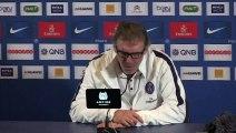 """Laurent Blanc (PSG) : """"A Bastia pour gagner"""""""