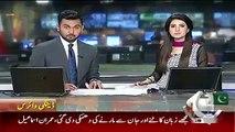 Imran Ismail PTI in Action Against Daniyal Aziz PML-N - 17th October 2015