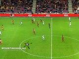 botola :مصطفى الكبير يتألق ويسجل هدفا جميلا ضد غلطة سراي