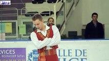 Cup of Nice 2015 Michal BREZINA FS