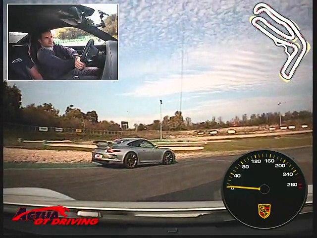 Votre video de stage de pilotage  B021111015AR0036