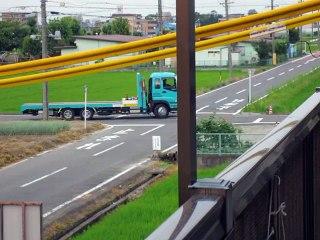 集団ストーカー被害 平田開発が家のそばに工事車両で集まる嫌がらせ