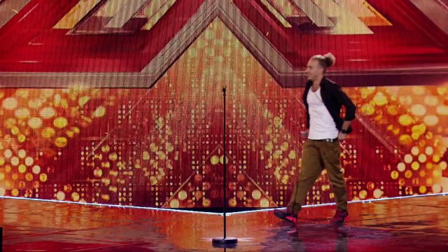 Danny Sharples is hoping there Ain't Nobody better | 6 Chair Challenge | The X Factor UK 2