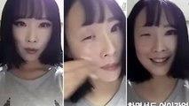 Video of South Korean Girl Removing Makeup Goes Full Power Of Makeup