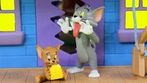Tom And Jerry Tricky Trap House Playset Game Of Cat And Mouse