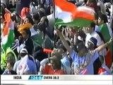 Cricket Fight - Rahul Dravid Vs Shoaib Akhtar  -RARE