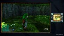 Zelda OOT Skulltulas 6 le bois perdu et bosquet sacré