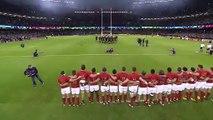 Coupe du monde de rugby : Le Haka des All Blacks a fait peur aux Français !