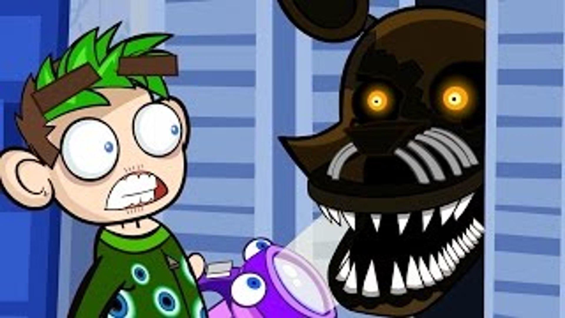Five Nights At Freddys 3 & 4 Animation   Jacksepticeye Animated