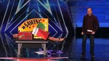 America's Got Talent 2015 Funniest / Weirdest / Worst Auditions Part 2
