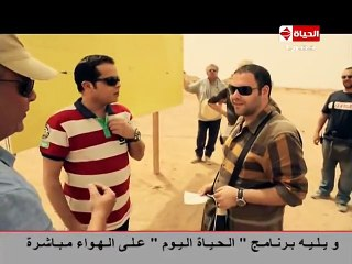 Ramez 3nkh Amun - رامز عنخ آمون - الحلقة الثالثة - محمد هنيدي