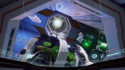 ADR1FT - Gameplay Footage (PS4 Xbox One Oculus Rift) de Adr1ft