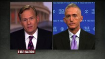 "Rep. Gowdy: GOP colleagues not on Benghazi committee should ""shut up"""