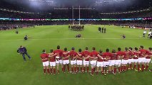 Le haka des All Blacks (France / Nouvelle-Zélande - Millennium Stadium)