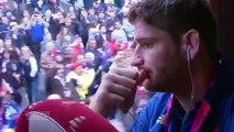Rugby : Dans les coulisses de France - Nouvelle-Zélande (Coupe du Monde 2015)