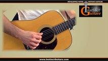Jouez des arpèges en ternaire à la guitare