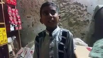 Khula Hai Sabhi ke Liay Bab e Rahmat Beautiful Naat By a little Boy