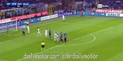 Inter Fantastic Try to Score - Inter vs Juventus - Serie A - 18.10.2015