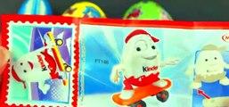 Giant Kinder Surprise Eggs Maxi Easter Eggs & Bunny Rabbit Surprise Chocolate Egg Unboxing FluffyJet [Full Episode]