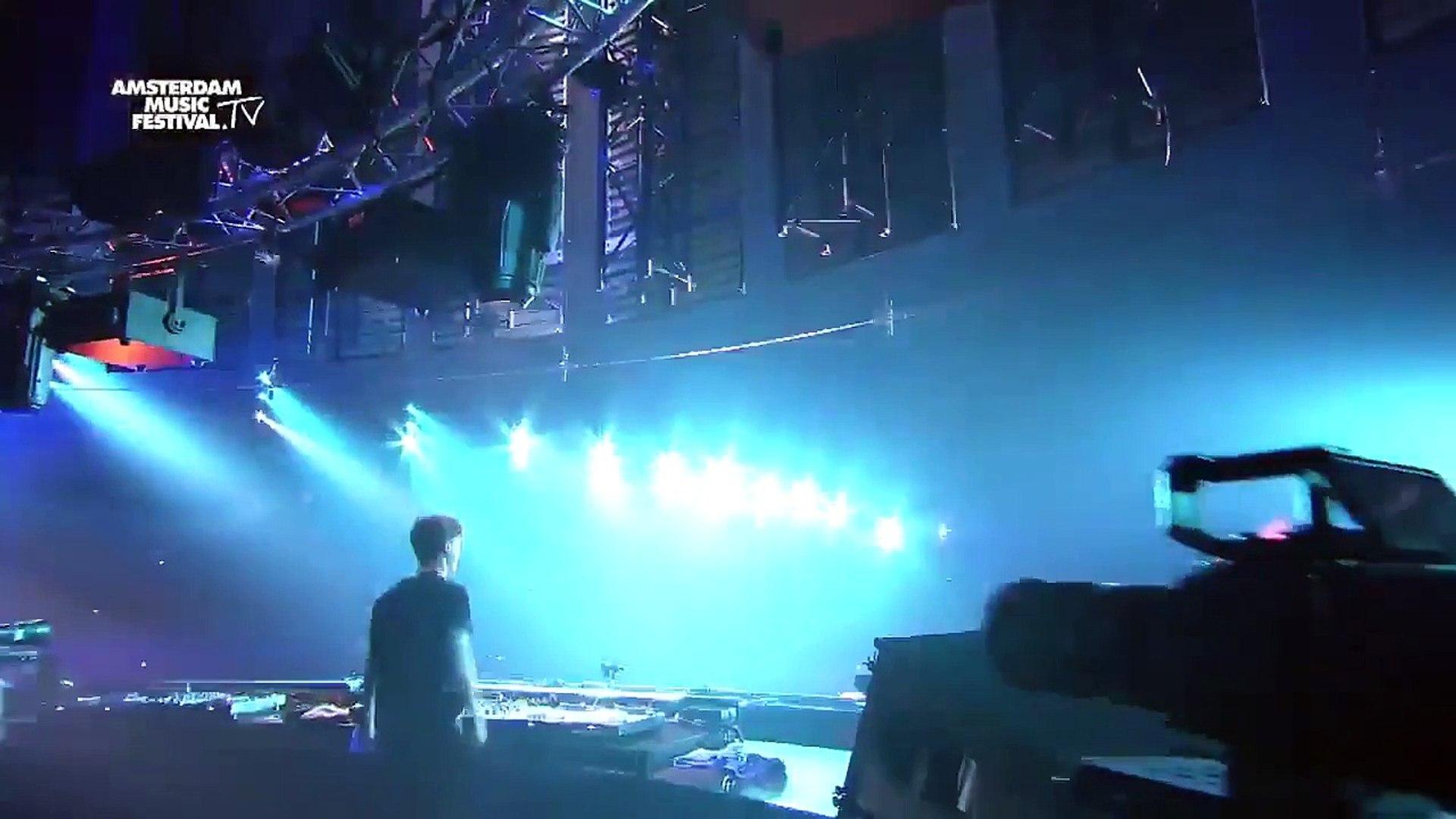 Martin Garrix - Live @ Amsterdam Music Festival 16.10.2015