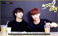 GOT7 @GOT2DAY #01 JB&Youngjae [Sub. Esp]