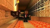 Minecraft Animation - FUNNIEST MOMENTS DEATH RUN (Animated Short)