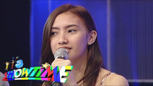 It's Showtime: Ms. Pastillas on having a baby