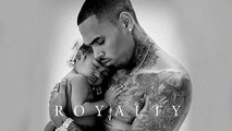 Chris Brown & Royalty HUG In Album Cover | 'Royalty'