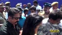 Kamal Hassan, Gautami, Suriya and Jothika at Nadigar Sangam elections