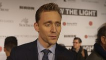 Tom Hiddleston Talks About Being Hank Williams At 'I Saw The Light' Premiere