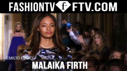 Model Talks FW15-16 ft. Malaika Firth | FTV.com