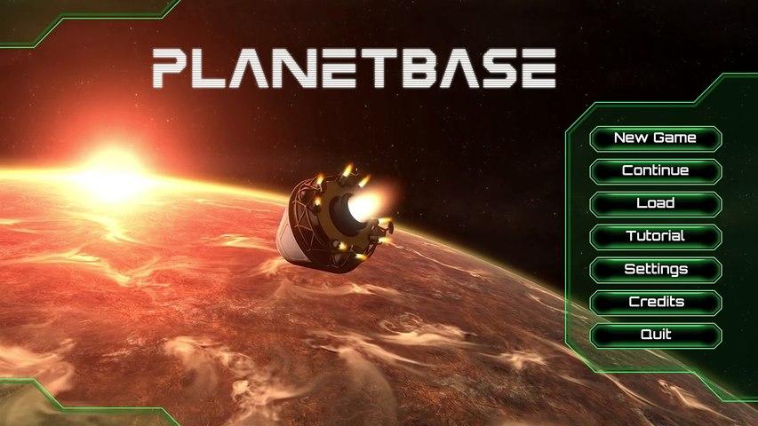 Planetbase Trailer