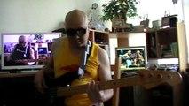 Let me Breathe BILLY COBHAM feat. Novecento Nicolosi prod HD720 m2 Basscover Bob Roha DD22082015