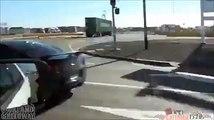 Course poursuite avec la police
