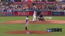 SF@LAD- Gonzalez's walk-off single lifts Dodgers