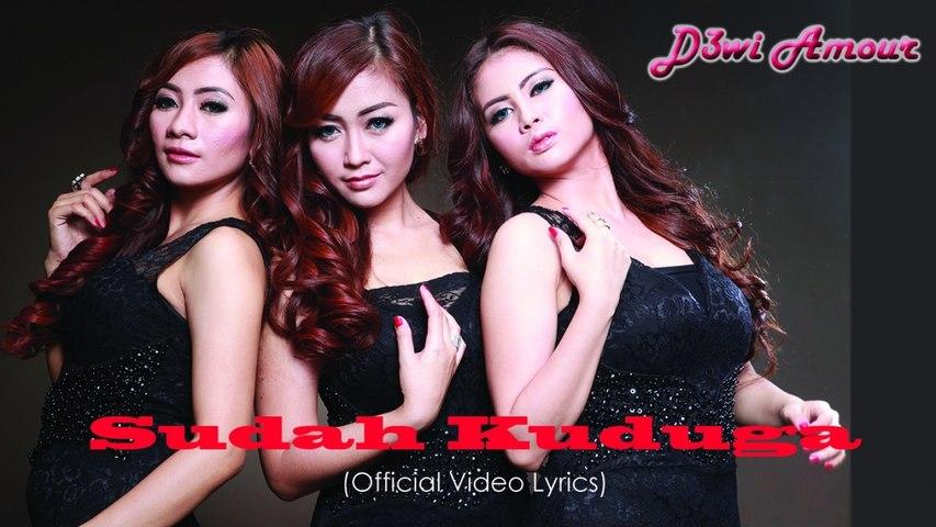 D3wi Amour - Sudah Kuduga (Official Video Lyrics)