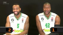Who said Newcomer_ Reggie Redding and Marcus Slaughter, Darussafaka Dogus Istanbul