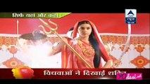 Dhani Ka Raudra Roop!!! - Ishq Ka Rang Safed - 19th October 2015