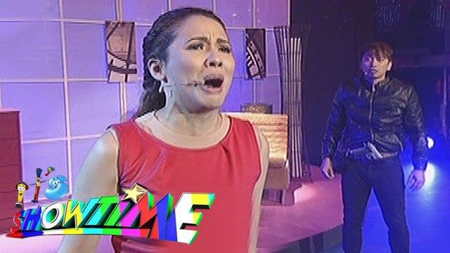 It's Showtime Magpasikat 2015: Jhong & Karylle Performance (Part 2)