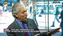 Présidentielles Etats-Unis 2016 : Victoire d'Hillary Clinton lors du débat démocrate - 17/10