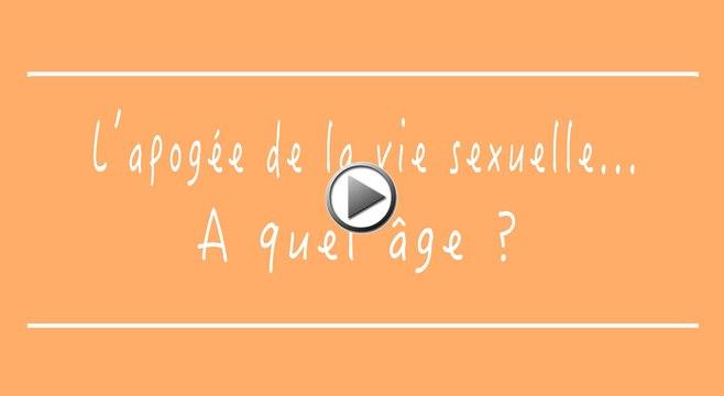 Micro-trottoir : y a-t-il un âge d'or sexuel ?