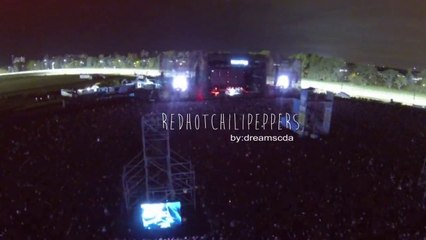 Red Hot Chili Peppers - Lollapalooza Argentina 2014 -Soon-