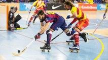 FCB Lassa (hockey): Declaraciones de Ricard Muñoz y de Xavi Costa antes del Vilafranca - Barça Lassa