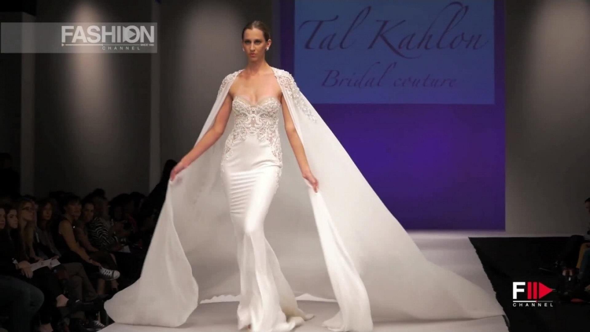 Israel Bridal Fashion 2016 by Fashion Channel
