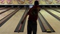 Une technique incroyable au Bowling