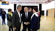Lancement de la campagne des régionales pour Le Drian en Bretagne