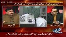 Dr Saab apko dengue aur metro bus failure se koi dilchaspi nahi - Sheikh Rasheed taunts Shahid Masood