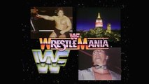 WWF Wrestlemania - Brutus Beefcake Vs. David Sammartino