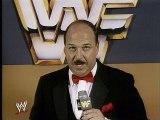WWF Wrestlemania - Ricky Steamboat & Matt Bourne Interview