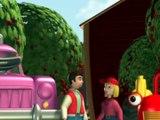 Tracteur Tom en Francais Saison 1 Episode 3 Pommes pommes pommes